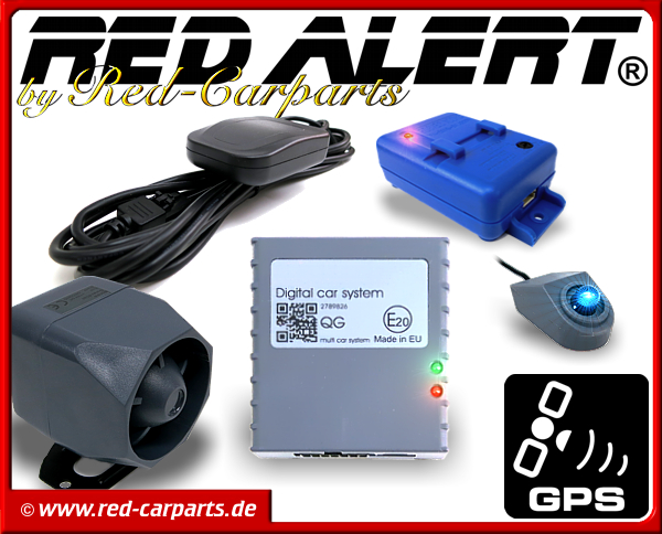 Auto_Alarmanlage_Can_Bus_GPS_RC5000